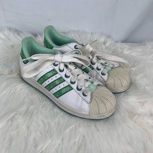 Adidas athletic shoes size 8